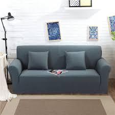 housse extensible canapé élégant jacquard housse de canapé 1 pièce élastique housse
