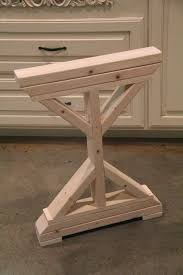 Building A Simple Wooden Desk by Best 25 Desk Legs Ideas On Pinterest Desk Ideas Home Depot
