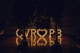 Illuminated Letters Sydney