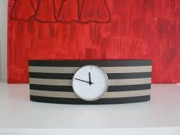 kaminuhr tischuhr ahornholz 12 std anz aktuelles design wohnzimmer artikel design
