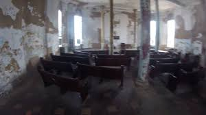 Mansfield Prison Tours Halloween 2015 by Prison Chapel Osr Ohio State Reformatory Youtube