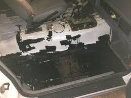 morrison s garage jeep cherokee xj rusty floors bedliner and
