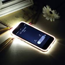 LED FLASH IPHONE 6 6 6S CASE
