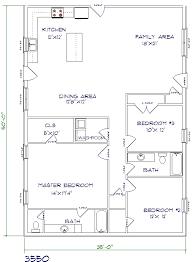 top 5 metal barndominium floor plans for your dream home hq