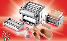 machine à pâtes imperia la fabbrica della pasta colichef