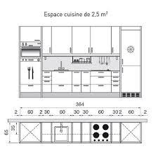 plan de cuisine les différents types kitchens interiors and