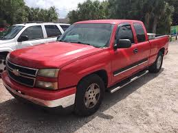 100 Chevy Pickup Trucks For Sale Used 2007 Silverado 1500 Classic LT1 RWD Truck