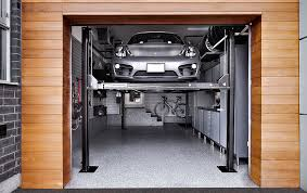 Car Lift Garage