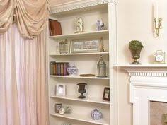corner bookcase woodworking plan from wood magazine corner shelf