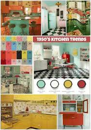 1950s Kitchen Decor Trends