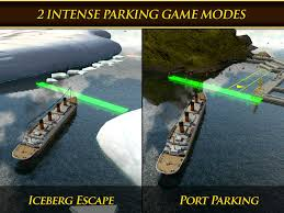 Titanic Sinking Ship Simulator 2008 by Titanic Parking Simulator Touch Arcade