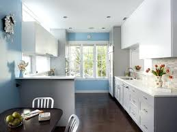 light blue kitchen walls with white cabinets farmhouse wi moute