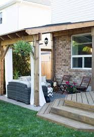 Easy Diy Patio Cover Ideas by Best 25 Cover Patio Ideas Ideas On Pinterest Backyard Makeover