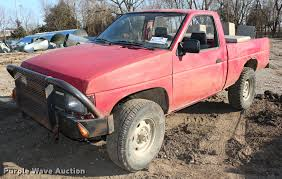 1988 Nissan Pickup Truck | Item DB6573 | SOLD! April 3 Gover... 1996 Nissan Pickup For Sale Youtube Jeep Grand Cherokee Trackhawk 2018 Review Europe Inbound Car Navara Wikipedia Review 2016 Titan Xd Pro4x 1993 Overview Cargurus 1995 Nissan Pickup Used Frontier Sv Rwd Truck Pauls Valley Ok 052018 Vehicle 1994 Nissan 4x4 4 Sale 5 Speed Se Extended Trucks For Nationwide Autotrader Pick Up Next Generation Pickup Teased Automobile 2017 Crew Cab Truck Price Horsepower