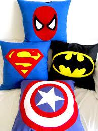 Superhero Room Decor Uk by Superhero Pillows Just Ordered These For Brayson U0027s Superhero