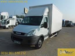100 Box Truck Rv Iveco 50C15 Closed Box Truck Snlcom