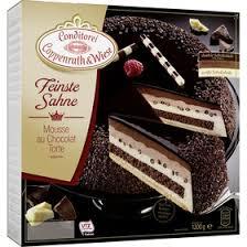 conditorei coppenrath wiese feinste sahne mousse au chocolat torte 1200g
