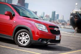 Review: Chevrolet Orlando - The Truth About Cars