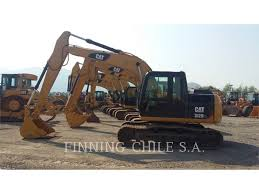 100 Caterpillar Chile 312D2L Crawler Excavators Construction CATERPILLAR