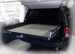 Store 'n Pull Truck Storage Drawer Bed System Slides | HDP Models