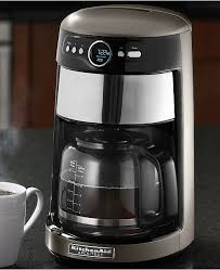 KitchenAid KCM1402ACS Architect 14 Cup Coffee Maker Created For