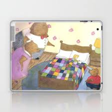 Mama Bear Laptop Skins