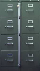 Hon Filing Cabinet Key Lost by Abus 07020 22 5 Inch Chrome File Bar 2 Drawer Grey Cabinet And