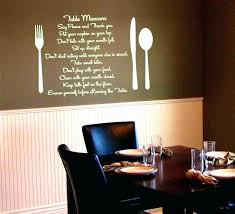 Dining Room Canvas Art Formal Wall With Ideas