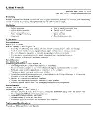 Example Of A Warehouse Resume Splendid Production Worker Sample Format