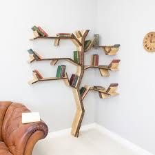 100 Tree Branch Bookshelves The Yew Shelf