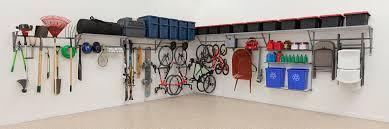 Monkey Bar Storage System