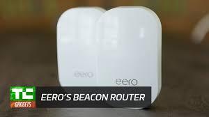 Nextech Internet Help Desk by Eero U0027s New Beacon Wifi Router Youtube