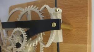 my take on david atkinson u0027s septimus clock kit youtube