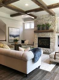 Living Room With Fireplace Design by 9 Tips For Arranging Furniture In A Living Room Or Family Room