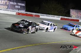 ARCA Racing Series Presented By Menards Schedule Released; 20 Races ...