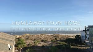 13th Perfection│Tybee Vacation Rental│Oceanfront Cottage Rentals