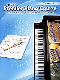 Alfreds Premier Piano Course Theory Book Level 2A Music Brand New On Sale