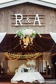 Rustic Wedding Decor Rentals Nc Ross And Angela A Ranch Chair Affair Inc