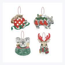 Raz Christmas Decorations Australia by Australia Christmas Ornaments Rainforest Islands Ferry
