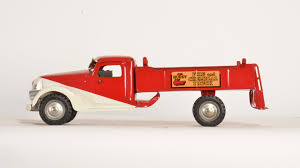 Buddy L #646 Fire And Chemical Truck | T360 | Davenport 2016 Bargain Johns Antiques Buddy L Junior Dump Truck Original Paint Crane Trailer By Company 1989 In Hedge End Die Cast Steel Toy Army Transport C 1940 Chairish Jr Stake Bgage For Sale Sold Antique Toys Sale Items Pepsicola 12 Piece Truck Trailer Figure Set 4906l Nrfb Truckjpg Merrills Auction 1960 Kennel Restored Amateur Youtube 1126327 Troop 5121 Ice Delivery Cottone Auctions 1950s Coca Cola Vintage Air Force Supply 14 Inches Long