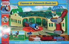 Thomas And Friends Tidmouth Sheds Wooden by Thomas And Friends Trackmaster Tidmouth Sheds Playset Ebay