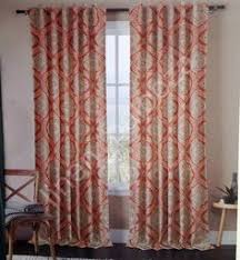 Cynthia Rowley New York Window Curtains by Cynthia Rowley Window Curtain Panels 52 Inches By 96 Inches Set Of