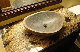 Drop In Bathroom Sink With Granite Countertop by Bathrooms Design Drop In Bathroom Sinks Raised Bathroom Sink