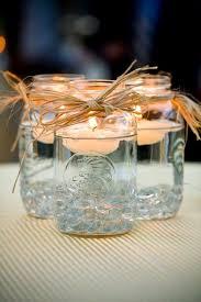 Mason Jars Wedding Decorations Rustic Ideas