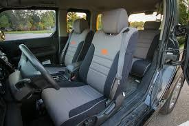 Vanlife Review: Custom Waterproof Honda Element Seat Covers From Wet ...