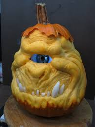 Walking Dead Pumpkin Designs by Professional Pumpkin Carving U0026 Film Artist