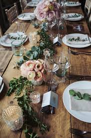 Rustic Wedding Table Inspiration By Natasha Jane Events