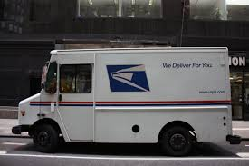 Cash-strapped U.S Postal Service To Rent Mail Vans   WTKR.com Post Office Truck Stock Photos Images Lafayette Mail Stranded In Water Grumman Llv Wikipedia Around Acworth Us Carriers Honor Virginia Galvan Only On Kron Usps Mail Truck Stolen In Oakland Covered Amazon Blame Postal Service For Issues That Led To Blockade Of Private At Portland Facility Postalmag Neither Snow Nor Hailthe Needs A New Get Khoucom Worker Hospital After Being Hit By Alleged Triad Worker Delivers Holiday On Christmas Eve We Dont Have To Obey Traffic Laws Shot Killed Dallas Freeway Fort Worth Star