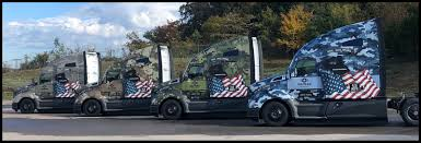100 Usa Truck DuncanPutmancom Blog Kenworth T680s Answer The Call Of Duty For