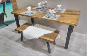 table carr cuisine beautiful table cuisine bois metal gallery joshkrajcik us avec